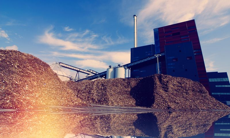 CHP on biomass