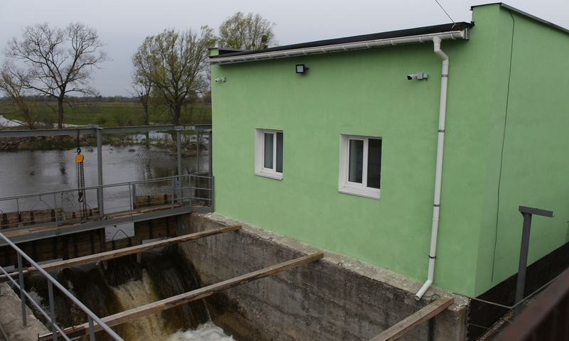 Mini-hydro power plants